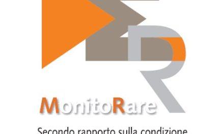 MonitoRare: Secondo rapporto della persona con Malattia Rara in Italia (2016)