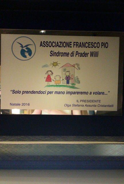 Nasce la Sede dell'Associazione Prader-Willi delle Puglie