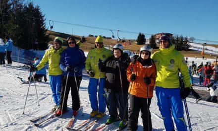 Sulla neve! La vacanza a Tresche Conca (video)