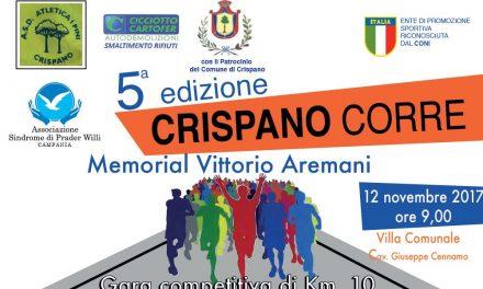 Crispano Corre (5a Edizione) Memorial Vittorio Aremani