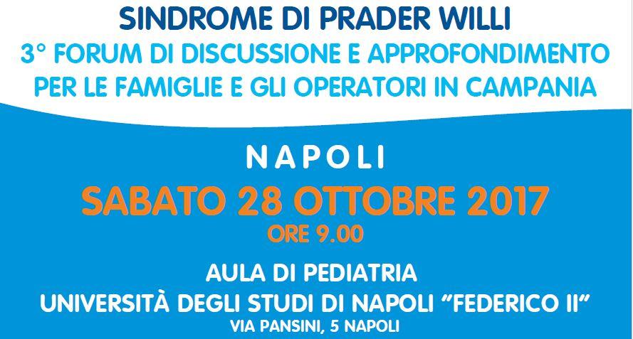 3° Forum PWS a Napoli