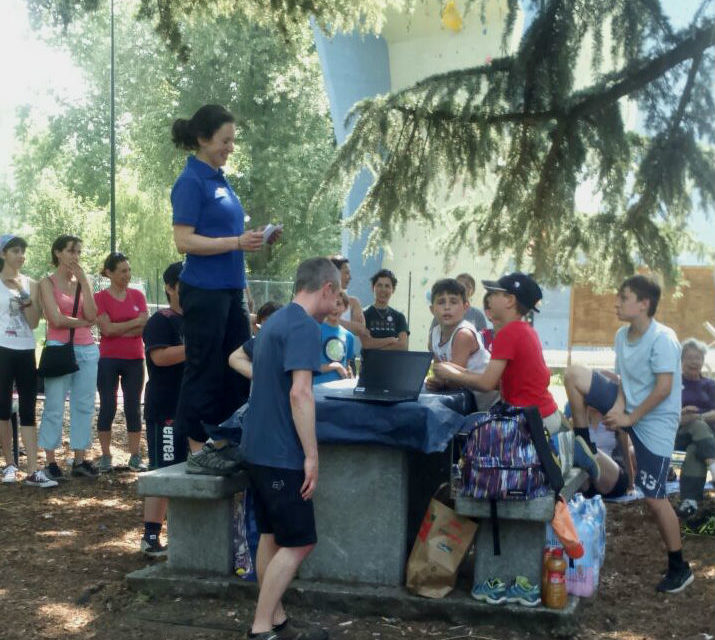 """2+ Challenge Fun Orienteering"" A Cuneo"