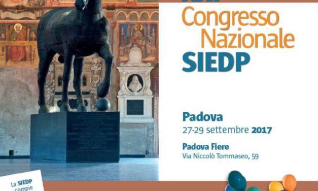 XXI Congresso Nazionale SIEDP