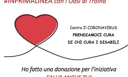 #INPRIMALINEA con l'Oasi di Troina.