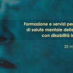 Webinar 25/05/2021 – Formazione e servizi per i bisogni di salute mentale